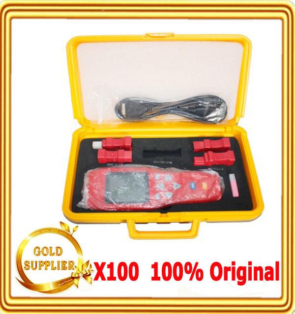 Professional X-100 + Auto programador chave x100 X 100 além disso Auto chave programador taxa de grátis frete(China (Mainland))