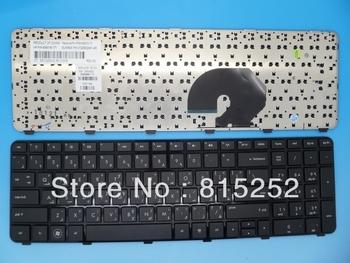 Laptop Keyboard For HP Pavilion HP DV7 DV7-6000 DV7-6100 With Black Frame Black Saudi Arabia AR 639396-171 V122503AS1