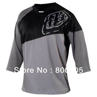 No.6653 Troy Lee Designs TLD Ruckus MTB Jerseys/MX  DH Offroad Cycling Bicycle cycle three quarter  Wear Clothing bike T-shirts