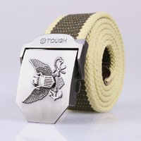 Alloy Buckle Canvas Belts Marine style,motion Belt,Best Gift