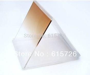 Graduated Gradual Tobacco Colour square Filter for Cokin P series