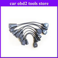 20pcs/lot Quality Truck OBD II Diagnostic CDP Trucks Cables