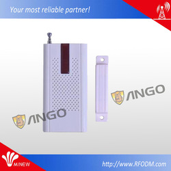Brand New Reliable and Fashionable Wireless magnetic door/window sensor/contact/detector(China (Mainland))