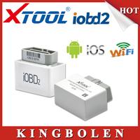 2014 Newly WiFi OBD2 Car Diagnostic Tool XTOOL iOBD2 Interface Scanner Multi-language iOBD 2 WiFi Code Reader