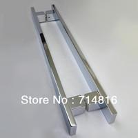 super luxury brass handle,double side glass door handle,shower handle