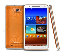6 inch Star Note 2 Android 4.0 Smart Cell Phone N9776 MTK6577 Cotex A9 Dual Core 1.2GHz 512MB 4GB 3G(China (Mainland))