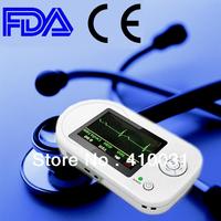 CONTEC CMS-VESD Visual Digital Stethoscope ECG SPO2 PR Electronic Diagnostic USB Multi Function Clinical Probe EKG Home Use HR