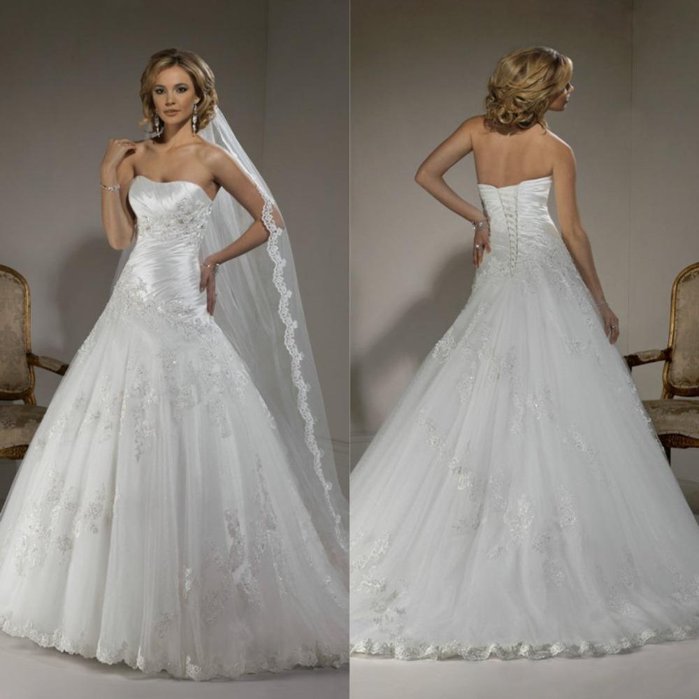 Wedding Dresses Without Veils 77