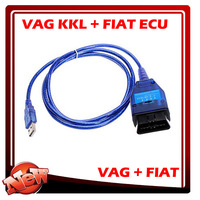 the latest version VAG KKL USB+Fiat Ecu Scan with top quality