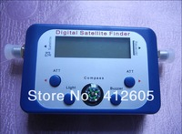 Приемник спутникового телевидения Digital Displaying For Satellite Finder Meter, TV Signal Finder SF9505