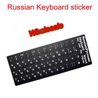 Wholesale Russian Language Keyboard Sticker Many styles Free shipping
