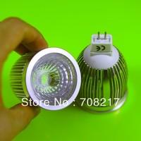 Hot Sale! Free Shipping  LED Bulb Dimmable 10W/12W/15W COB MR16 LED Spot Light  2pcs/lot