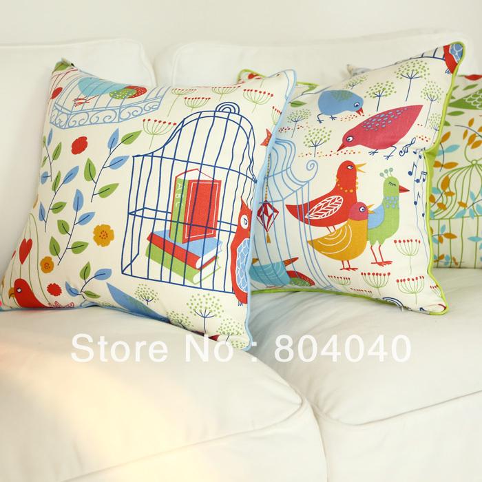 Jaulas Decoracion Ikea ~ Libre p&h venta al por mayor de lona de algod?n de estilo ikea mantas