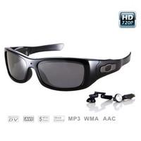 MP3 video recording sunglasses 5 MP camera 8GB memory free shipping wholesale