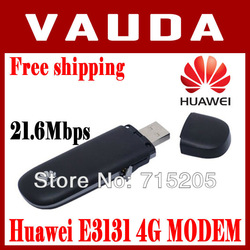 HUAWEI E3131 - 4G 3G 21M USB Dongle E3131 HUAWEI Modem, Unlocked E3131 Free shipping HK Post by wang(China (Mainland))