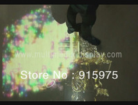 free shipping Magic advertising floor interactive projection system for advertising, game, exhibition,trade show,shopping mall