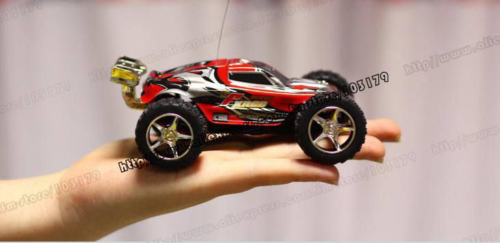 New Amazing ! WL 2019 High speed Mini Rc Truck ( 20-30km/hour) Super car / Amazing Remote Controll Car / Radio Car(China (Mainland))