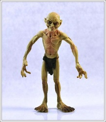 The Lord of the Rings Gollum Collection Action Figure Xmas Toy(China (Mainland))