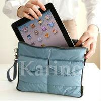 Free Shipping Wholesale NEW Makeup / MP3 Phone Storage Organizer Multi Bag Purse Hop Bag Handbag Insert, Bag in Bag