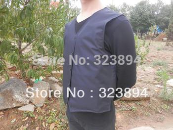 Hard Stab resistance vest / Knife proof vests( Made of 0.6mm thickness steel plate)