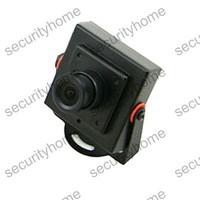 Mini 100 Degree SONY Super HAD CCD 600TVL 2.8mm Wide Angle Color Box CCTV Camera