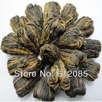 Free Shipping 100g handmade black tea  yunnan black tea