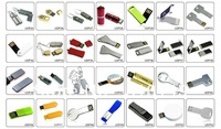 Full Capacity Plastic style  USB flash drive 4GB 8GB 16GB 32GB  Free shipping + wholesale