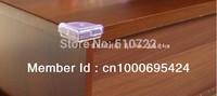 Free Shipping! 30PCS/LOT L shape Edge bumper Corner guards Safety baby guard Baby kids table desk corner protector
