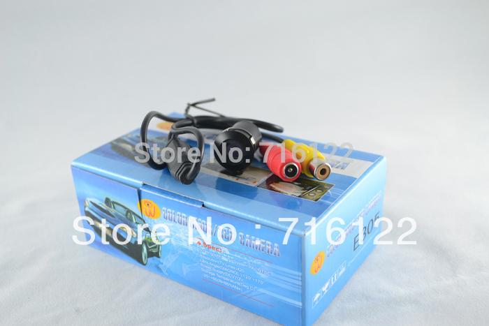 Waterproof 170 Angle PAL/NTSC Color CMOS Car Rear View Reverse Backup Parking Camera E305(China (Mainland))