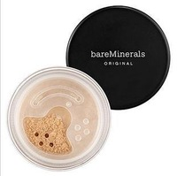 Nwe! id bare Minerals Escentuals Foundation fairly light 8g  2pcs/lot wholesale free shipping