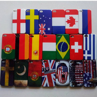 Retro National Flag Design for iphone 4s hard plastic back case for iphone 4 DHL Drop Ship wholesale 50 pcs/lot