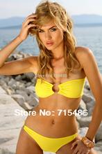 popular yellow swimsuit