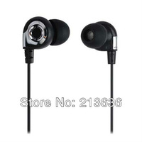 Free shipping Kanen KM-901 3.5mm Jack Stereonoise isolation Universal High Quality In-ear Earphone With Mega Bass