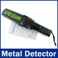 Free Shipping to RU!   Professional Portable  Super Scanner Handheld Metal Detector(MD-3003B1)