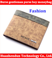 Free shipping men wallet,fashion hasp wallet notecase man burse gentleman purse boy moneybag