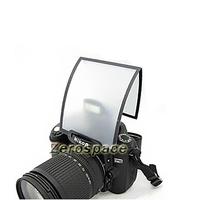 Universal Soft Screen Flash Diffuser for Canon, Nikon, Pentax, Olympus, & Kodak Soft Pop Up Built-in Internal Flash Diffuser