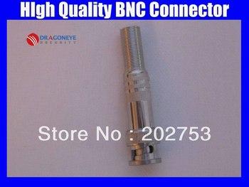 100PCS BNC Male Coupler Connector No-welding bnc connector plug
