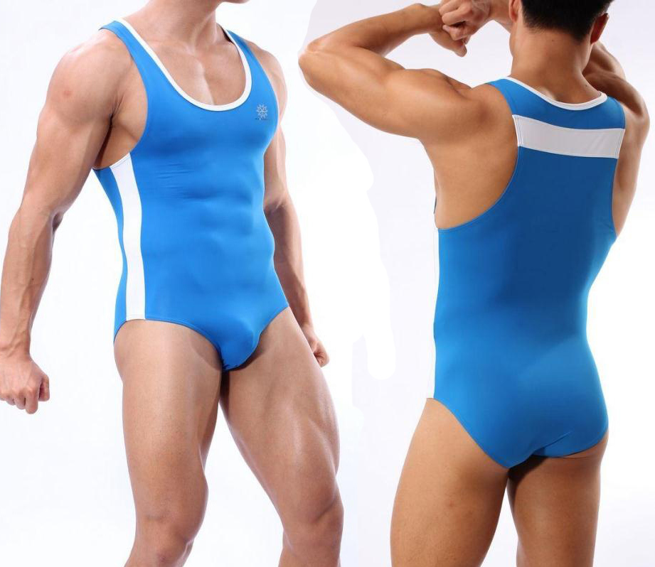 Mens Sexy stylish Bodysuits and wrestlers - ABC