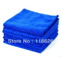 Cheapest!!! Auto supplies car wash fiber polishing towel waxing towel cleaning towel auto supplies 12PCS