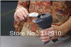 Handheld sensormatic tag Detacher / EAS tag detacher / tag removal gun(China (Mainland))