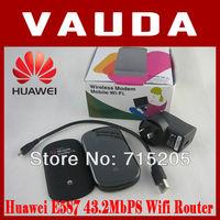 Unlocked Huawei E587 3g wifi router 42Mbps mobile hotspot