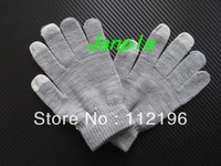 New Arrival Christmas Gifts Wholesale 240pairs/lot touch Knitting Gloves,Touch Gloves for IPHONE,Multicolorful