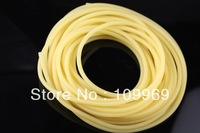 Top grade latex tube slingshots ,item no 1644,rubber band, ten meters without joints,black /plain color,wholesale/dropping