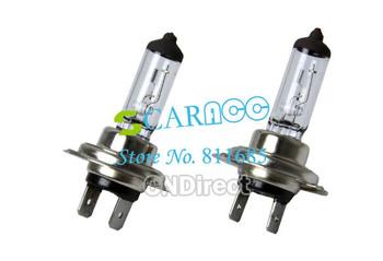 2X H7 XENON-Halogen Car Halogen Bulb Car Super White Headlights Headlamp 3500K 55W 12V TK0032