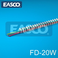 Flexible Wiring Duct FD-20W by EASCO Cabling Accessories