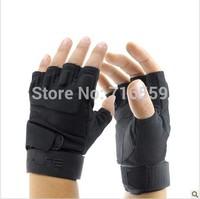 Unisex Keeper Gloves half finger tactical gloves outdoor ride semi finger slip-resistant gloves male femal drop shipping