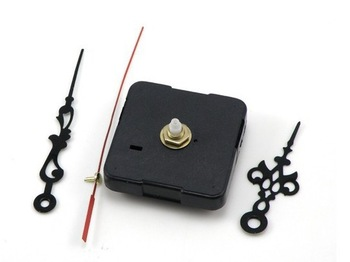 Cheapest!!! Clock accessories Quartz Clock Movement Mute quiet Spindle Mechanism Repair repairing Kit  tools