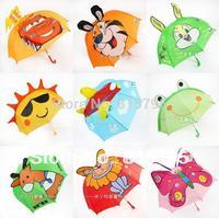 Free Express Top-Rated Ear Children Umbrella 27 Mixable Car Mickey Minnie Tigger Bear Princess Thomas 100% Quality Guaranteed