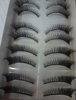 Free Shipping permanent eyelashes extensions Princess Lie hard false eyelashes 796