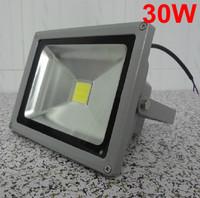 Free shipping Wholesale 85-265V Led Floodlight 30W landscape lighting lamps IP65 LED Flood Light floodlights LED street lamp